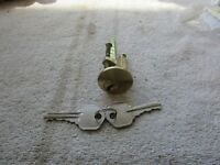 VTG Brass Mortise Cylinder Door Lock