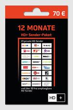 Astra HD+ Verlängerung Sender-Paket 12 Monate Code