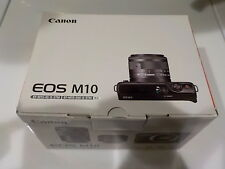 Box for Canon Eos M10 Camera Ef-M15-45 Ef-M55-200 Stm Lens Kit (Empty)