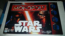Star Wars Monopoly Board Game NEW SEALED