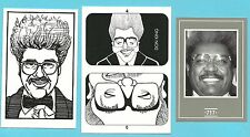 Don King Fab Card LOT boxing promoter The Rumble in the Jungle Thrilla in Manila
