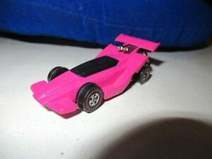 Mattel Hot Wheels vintage Red Line purple/pink Flat Out Sizzlers