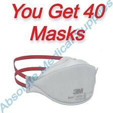 25 Masks 3M Aura 1870 Medical N95 Health Care Respirator Mask - NIOSH Certified