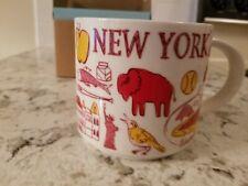 Starbucks Brand New 2017 New York Been There Series Coffee Mug 14 Fl Oz