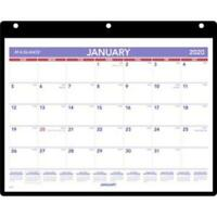 "At a Glance SK8-00 At-a-glance Monthly Desk And Wall Calendar - Monthly - 11"" X"