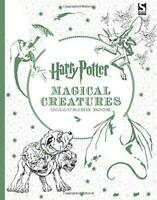Harry Potter Magical Creatures Colouring Book by Brothers, Warner, NEW Book, FRE