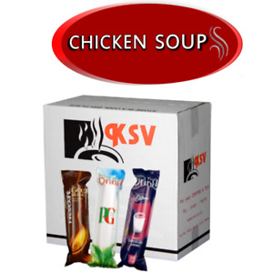 Chicken Soup for 73mm In-Cup Vending Machines INCUP Drinks x300