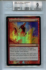 MTG Dragonstorm BGS 9.0 (9) Mint FTV Dragons Magic Foil Amricons 8686