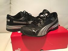 Puma Elevate US 9 UK 8 EUR 42 Casual Running Shoes Pre-Owned Black