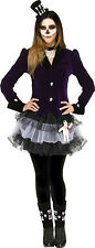 Fun World Women's Voodoo Dolly Adult Costume M/L 10-14