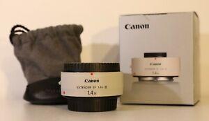 Canon Extender EF 1,4x III, Top-Zustand, mit LensCoat, Serien-Nr. 2180000758