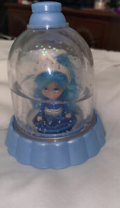 Vintage 1992 Playskool Krystal Princess Snow Globe Princess Doll
