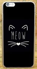 kittens kawaii meow cat rigid case cover coque fundas shell for all phone models