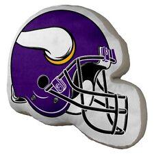 "NFL Minnesota Vikings Football Helmet Pillow 15"" x 12"""