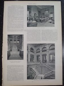 Architecture Metropolitan Life Building New York City Harper's Weekly 1894