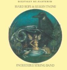The Incredible Strin - Hard Rope / Silken Twine [New CD]