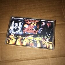 RARE! DJ Famous Ain't Playin With Yall NYC CLASSIC 90s Hip Hop Cassette Mixtape