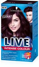 Schwarzkopf Live Hair Colour XXL Permanent Color