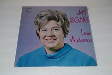 Lois Anderson~My Song~Dean Brown Productions DBP 132~FAST SHIPPING