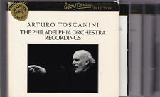 ARTURO TOSCANINI The Philadelphia Orchestra Recordings 1990 4 CD Box Set RCA BMG