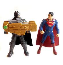 """DC Comics Batman & Superman film giocattolo 6"""" Figura WTH combatte con azioni di belle!"""