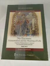 The Great Courses No Excuses: Existentialism and the Meaning of Life Sealed