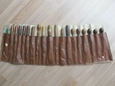 Marples & Sons Pattern Makers Woodcarving Chisel Set