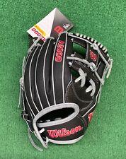 """Wilson A2000 SCH12 12"""" Fastpitch Softball Infield Glove Spin Control WBW10022112"""