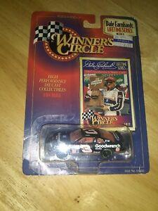 Lot of 2- Dale Earnhardt Lifetime Series #1 Winner's circle