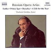 Russian Opera Arias (2003) NEW E0688
