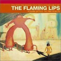 "THE FLAMING LIPS ""YOSHIMI BATTLES THE PINK..."" CD NEU"