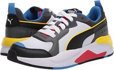 Puma X-ray tennis shoes.