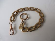 _ Beautiful, old Watch Chain __ Chain __Double__ 22, 5cm_