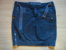 G.STAR - Jupe crayon RAW 3301 originale noire T. 38 - TBE