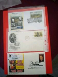 Coin,U.s.a Vintage Stamp 1st day covers.