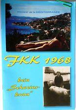 Akt foto 1968 woman magazin NACKT schön fkk Busen behaart Frau Girl Jung Mädchen