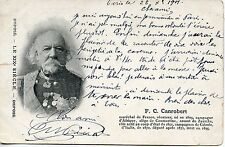 CARTE POSTALE / POSTCARD / F.C. CANROBERT MARECHAL DE FRANCE