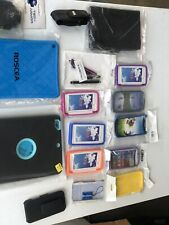 15 Piece Cell Phone Ipad Case Lot New