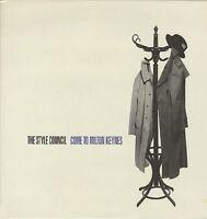 "STYLE COUNCIL Come To Milton Keynes 1985 12"" Vinyl Single EXCELLENT CONDITION"