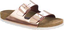 Birkenstock Arizona BS Metallic Copper EU 37 Pink 0952093
