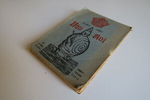 Alfred Jarry, Ubu roi, Edition fasquelle, vers 1930