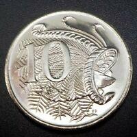 2019 Australia 10c UNC Coin - Jodi Clarke JC Effigy ex RAM Mint Bag