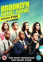Brooklyn Nine-Nine - Season 5 [DVD] [2018][Region 2]