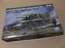 Hobbyboss 1/48 84810 Russian KV-1 Tank (Model 1941 KV Small Turret)