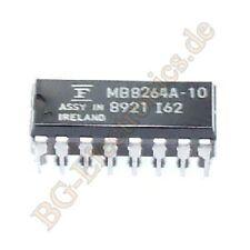 1 X Mb8264a 10 General Purpose Dynamic Ram Is 8kx8 Fujitsu Dip 16 1pcs