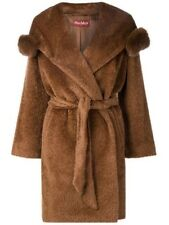 Max Mara Studio Teddy Bear Wrap Coat