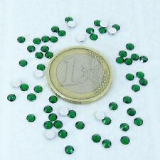 500 Abalorios Facetados Acrílicos 3mm Bisutería  M754F Bisuteria Beads Perline