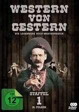 Western from Yesterday Season 1 Zorro Riding Wieder Jesse James Fuzzy 3 DVD Box