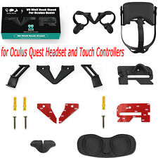 AMVR VR Wandhalterung f/ür Oculus Quest Headset und Touch Controller