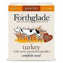 Forthglade Complete Grain free Adult Turkey & veg - 395g - 351831